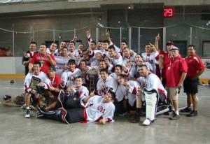 Onondaga Redhawks win 2010 Presidents' Cup Championship