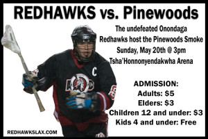Onondaga vs Pinewoods