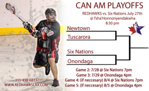Redhawks vs Six Nations