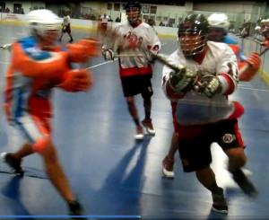 Redhawks Over Slash