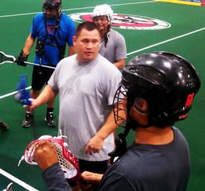 Coach Shenandoah Readies for Newtown