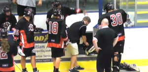 Redhawks win game 1 – 14-12 over Six Nations