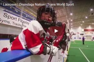 Lacrosse: Onondaga Nation