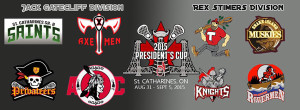 REDHAWKS are President's Cup Bound