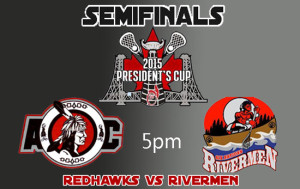 Redhawks advance to Semifinals