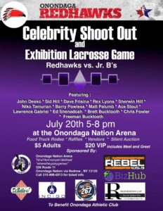 Celebrity Shoot Out