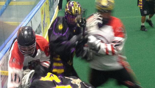 Redhawks fall to Native Sons 14-8 in Can-Am finals opener