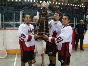 Game Photos: Onondaga vs. Owen Sound Woodsmen – Presidents Cup Gold Medal